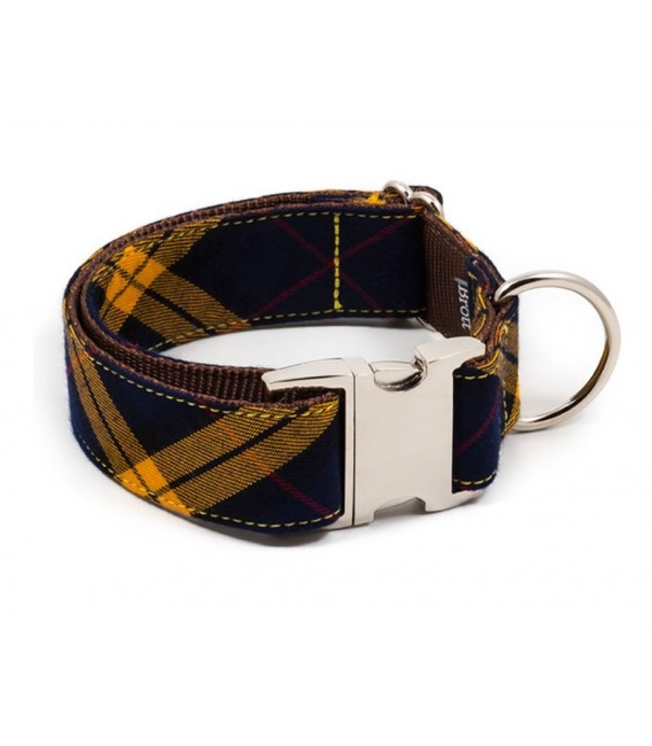 Collar para perro Textura Masella brott barcelona mascoboutique