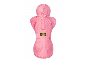 Impermeable Fashion Dog Rosa