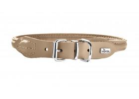 Collar Round & Soft Luxus Elk Beige