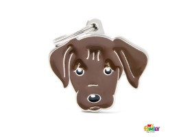 Chapa Friends Labrador Chocolate
