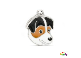 Chapa Friends Jack Russell Tricolor