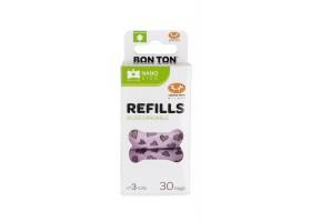 Bolsas de Repuesto Bon Ton Nano Lilas