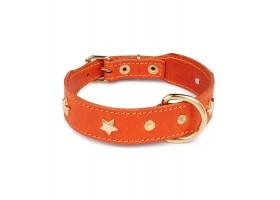 Collar Star Naranja