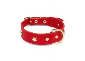 Collar Star Rojo