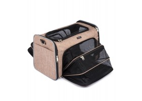 Bolso Camping Beige
