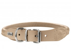 Collar Round & Soft Luxus Elk Beige