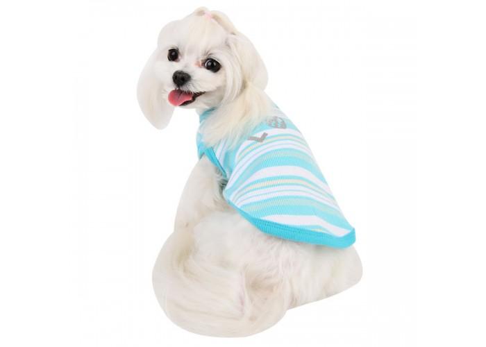 Camiseta para perro Cara Azul Pinkaholic