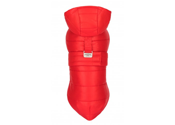 Abrigo para perro Fashion Dog Rojo Mascoboutique