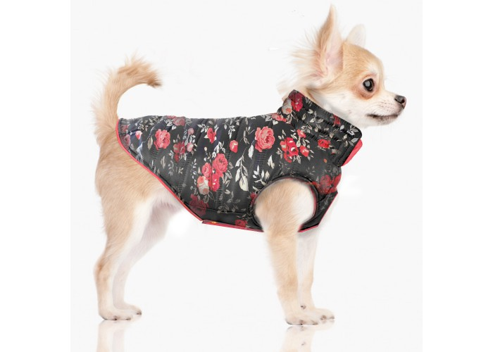 Abrigo para perro Lili Rose Milk & Pepper Mascfoboutique