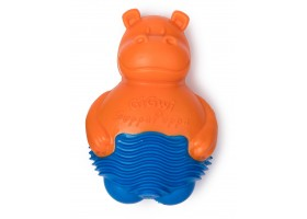 Juguete Hipopótamo de Goma