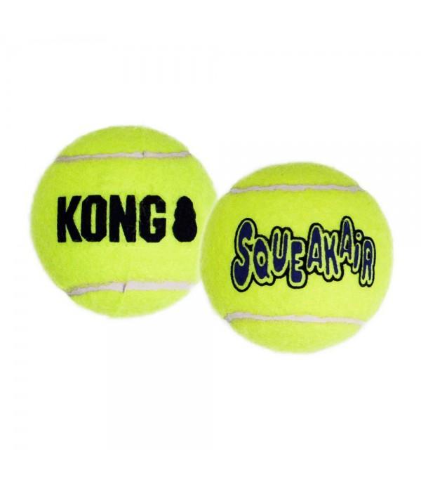 Kong Squeakair Balls pelota para perro Mascoboutique
