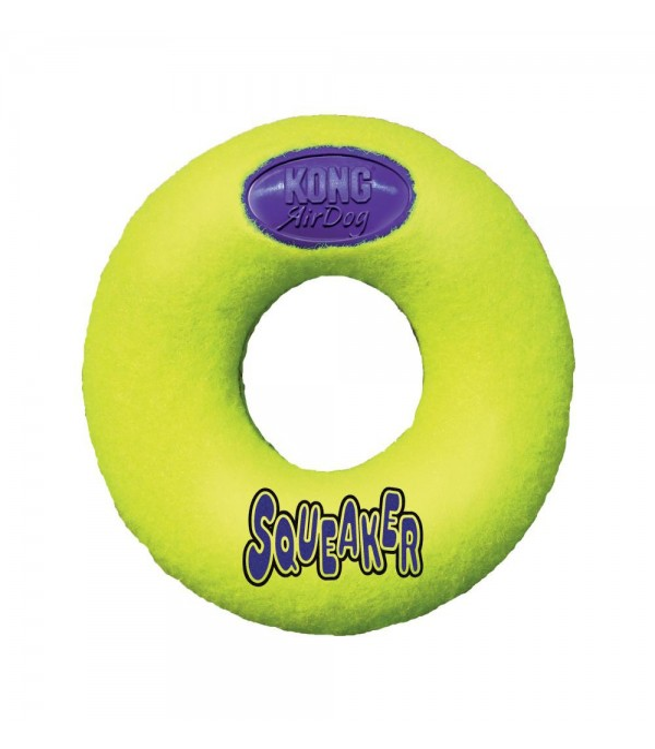 Kong Airdog Squeaker Donut para perro Mascoboutique