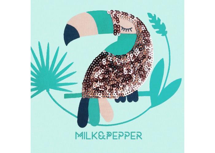 Camiseta para perro Tucán Milk & Pepper Mascoboutique