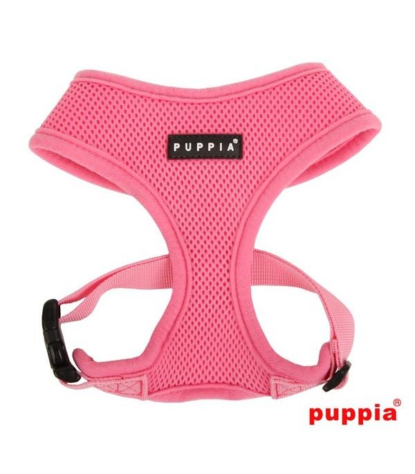Arnés para perro Soft Rosa Puppia Mascoboutique
