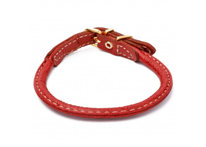 Collar para perro La Cinopelca Rojo Mascoboutique