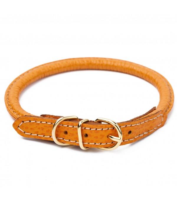 Collar para perro La Cinopelca Naranja Mascoboutique