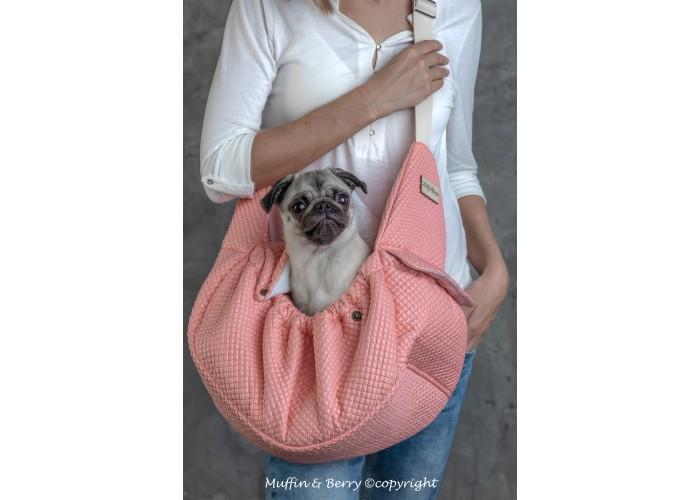 Bandolera bolso para perro Cecilia Muffin & Berry Mascoboutique