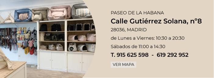 Tienda en Calle Gutiérrez Solana